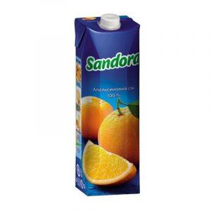 апельсиновый сок Sandora