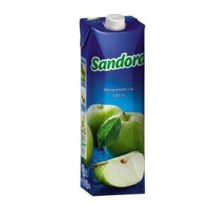 сок яблочный sandora