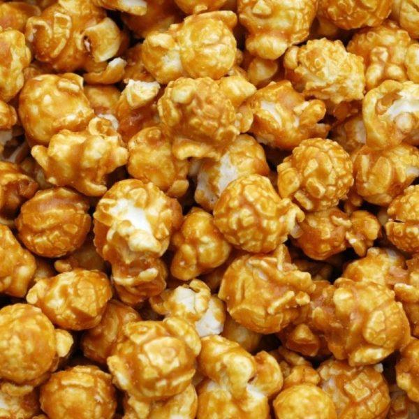 попкорн карамельный