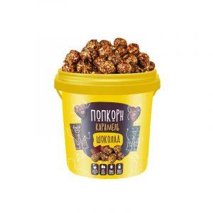 попкорн шоколадный 170г