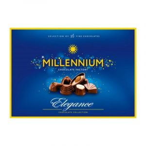 Конфеты шоколадные «Millennium Classic» Elegance молочные 143г
