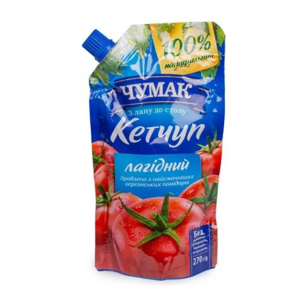 кетчуп лагидный чумак