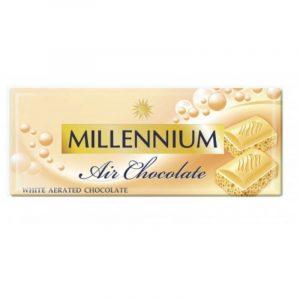 Белый пористый шоколад «Millennium Air» 85г