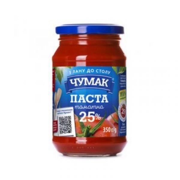 паста томатная чумак