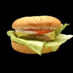 бургер курячий
